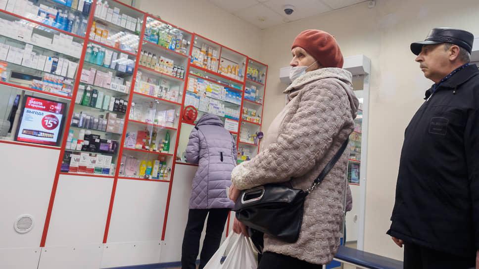 В аптеках отмечен дефицит таких лекарств как «Сумамед», антибиотика «Таваник», противовирусных препаратов «Арбидол» и«Ингавирин»