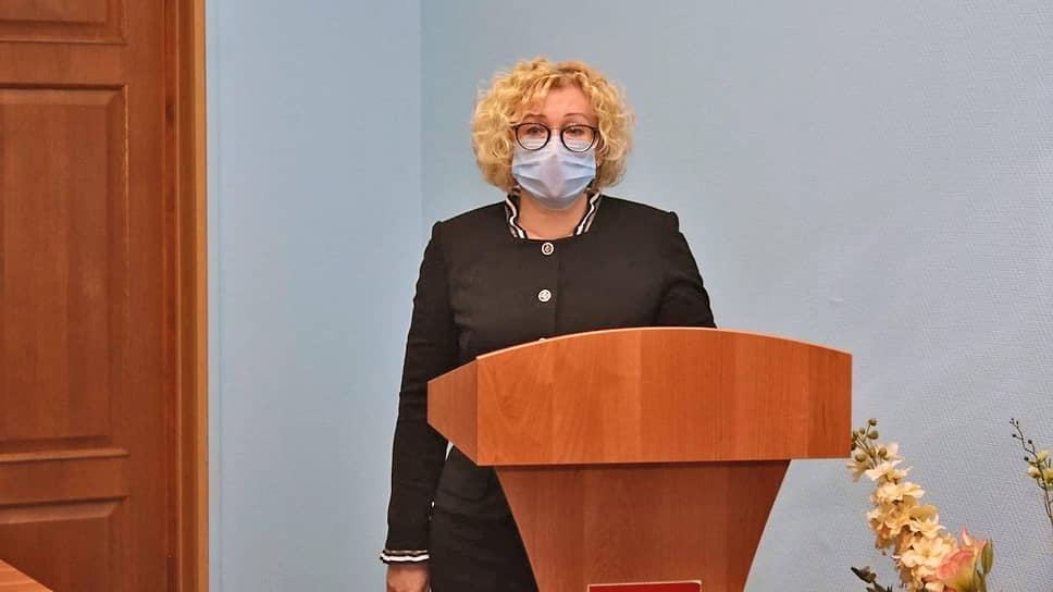 Александра Гожая была назначена главой Октябрьска в2015году при прежнем губернаторе Самарской области Николае Меркушкине