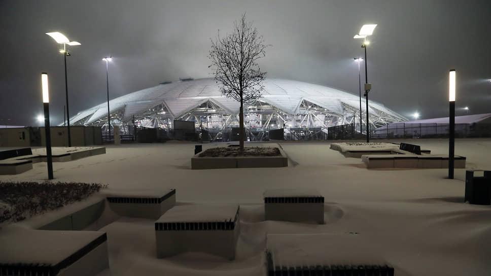 Что построят возле главного стадиона Самары