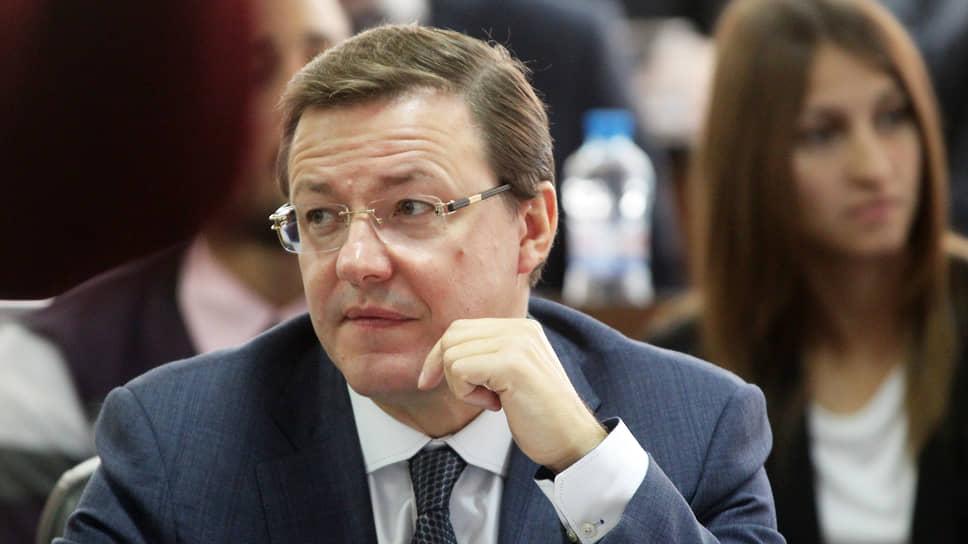 Дмитрий Азаров дважды пытался согласовать надолжность министра строительства Самарской области