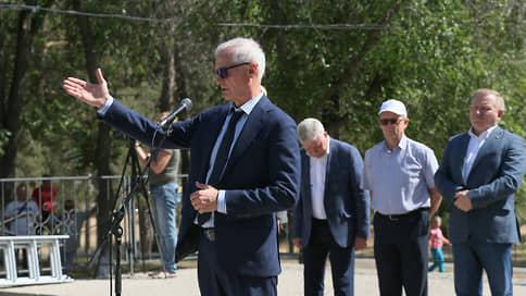 «Депрессивным» городом займется врач  / Новый мэр Тольятти Николай Ренц приступит к своим обязанностям в конце апреля