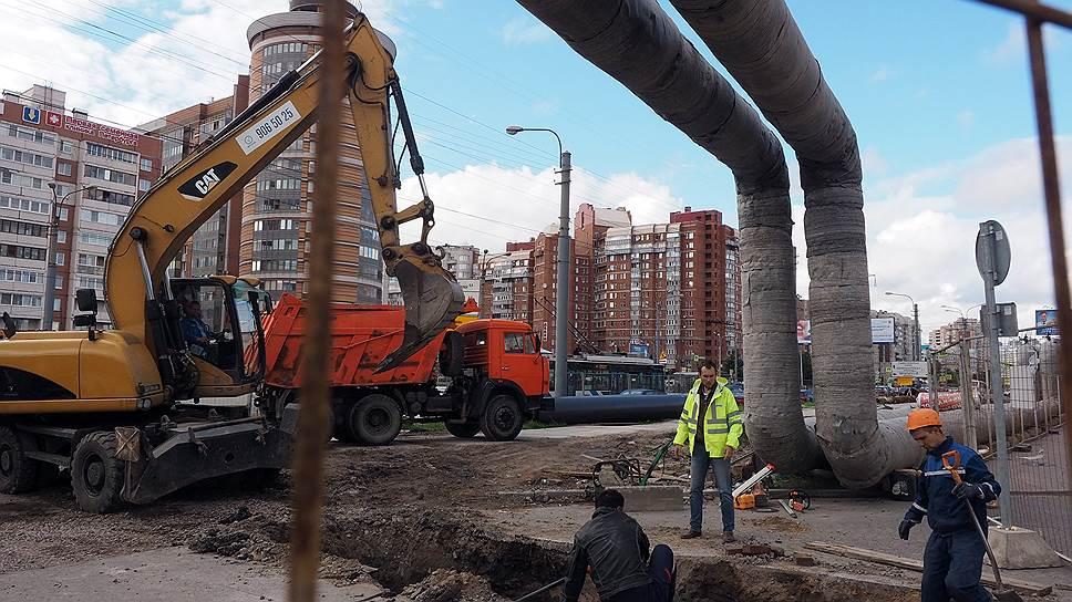 Порядка 4,7 млрд руб. направят на ремонт теплосетей в Самарской области