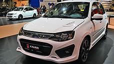 Продажи Lada на зарубежном рынке выросли на 64%