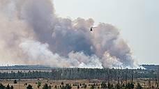 В лесах Ульяновской области сохраняется пожароопасная обстановка
