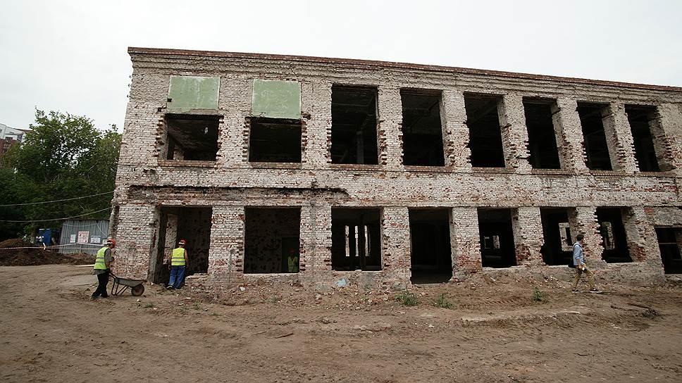 После реставрации на самарскую Фабрику-кухню могут привезти картины Кузьмы Петрова-Водкина
