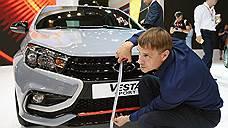 Первую Lada Vesta Sport в Тольятти приобрел глава Самарской области