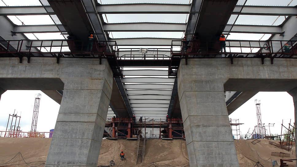 Более 5,5 млрд рублей выделят власти на строительство второй очереди Фрунзенского моста