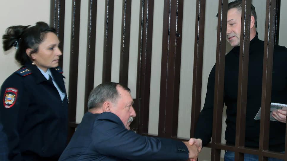 Следствию не удалось вменить Дмитрию Сазонову получение взяток от экс-депутата и владельца «Дубравы»