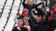 Болельщики «Спартака» не будут допущены на матч с «Крыльями Советов»