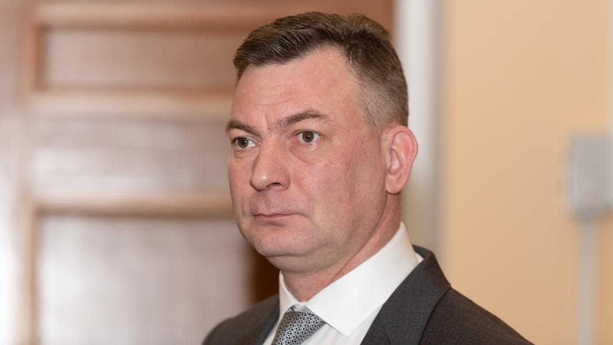 Александр Костомаров покидает пост замгубернатора Ульяновской области