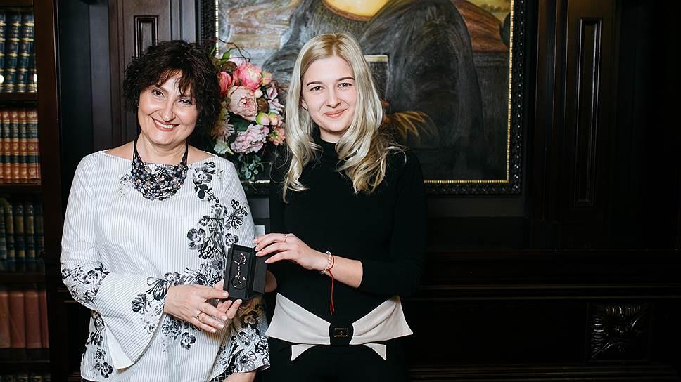 Инга Гонтарева и Светлана Умнова