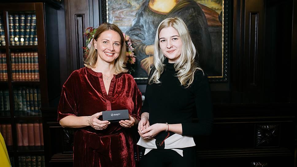 Ирина Котмышева и Светлана Умнова