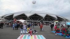 Финал Кубка России по футболу впервые в истории прошел в Самаре