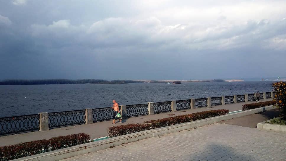 Октябрь порадовал жителей европейской части России теплой погодой