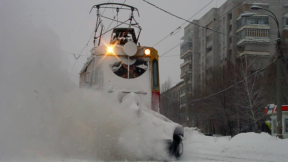Вагон-снегоочиститель