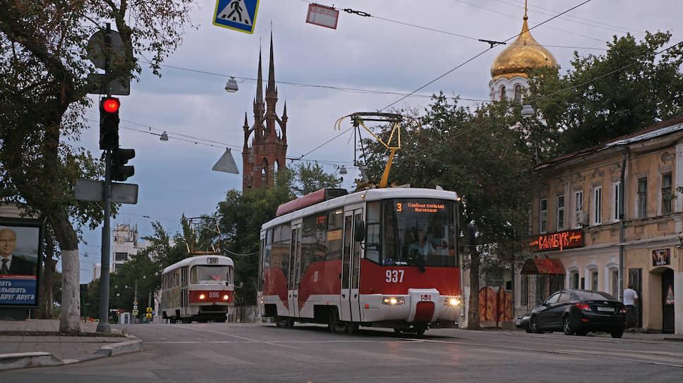 Самарский трамвай является одной из 18 действующих систем электротранспорта, открытых во времена Российской Империи. Это последний трамвай, появившийся в стране до Революции.