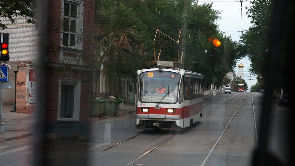 Ежедневно самарскими трамваями пользуются сотни тысяч пассажиров