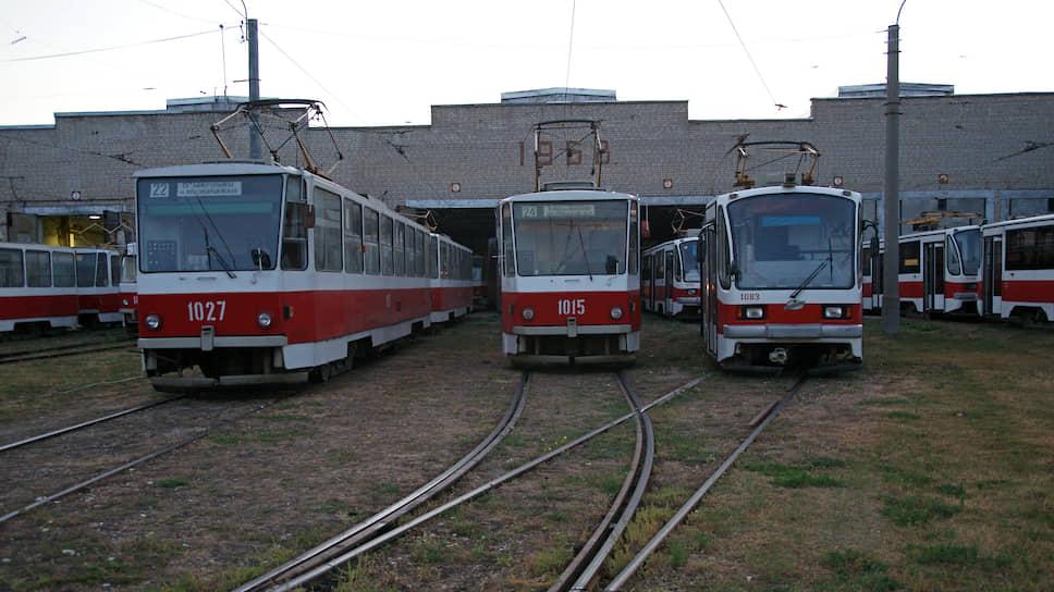 В Самаре имеется более 400 пассажирских вагонов.