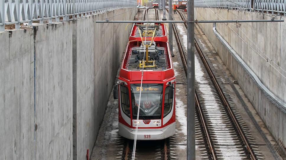 Тоннель под улицей Дальней