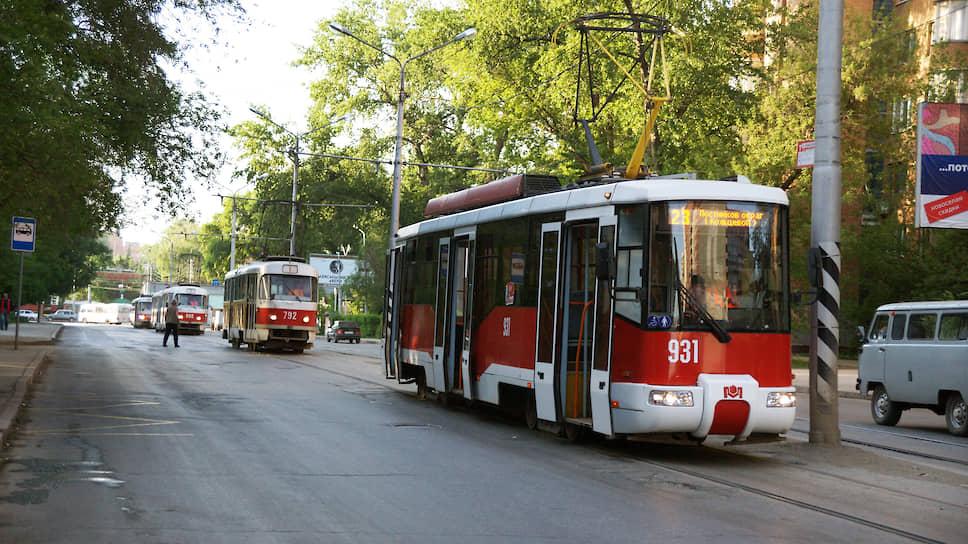 Большое число новых маршрутов появилось в Самаре в 1980-е годы.