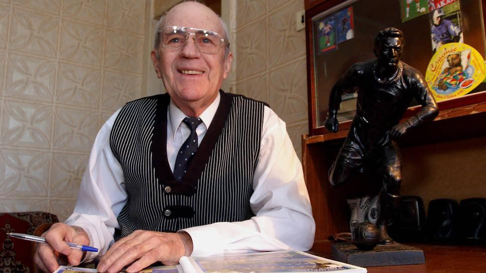 Виктор Карпов в 2007 году