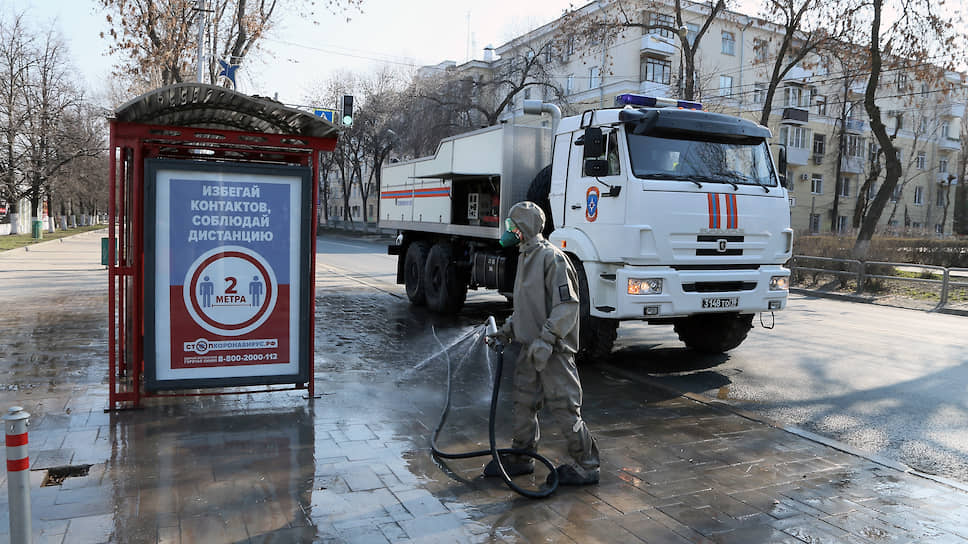 Хроника коронавируса в Самарской области