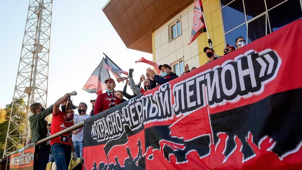 Тольяттинский «Акрон» в текущем году дебютировал в Футбольной национальной лиги (ФНЛ).