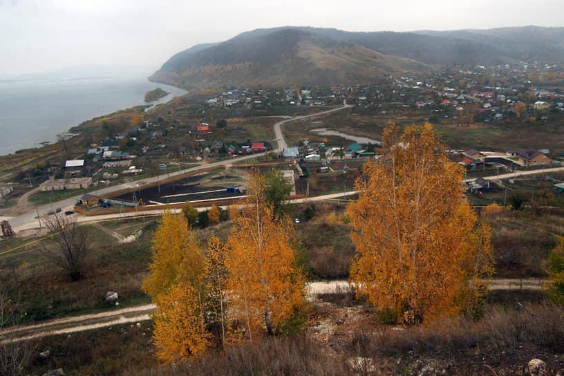 Село Ширяево осенью по-своему прекрасно.