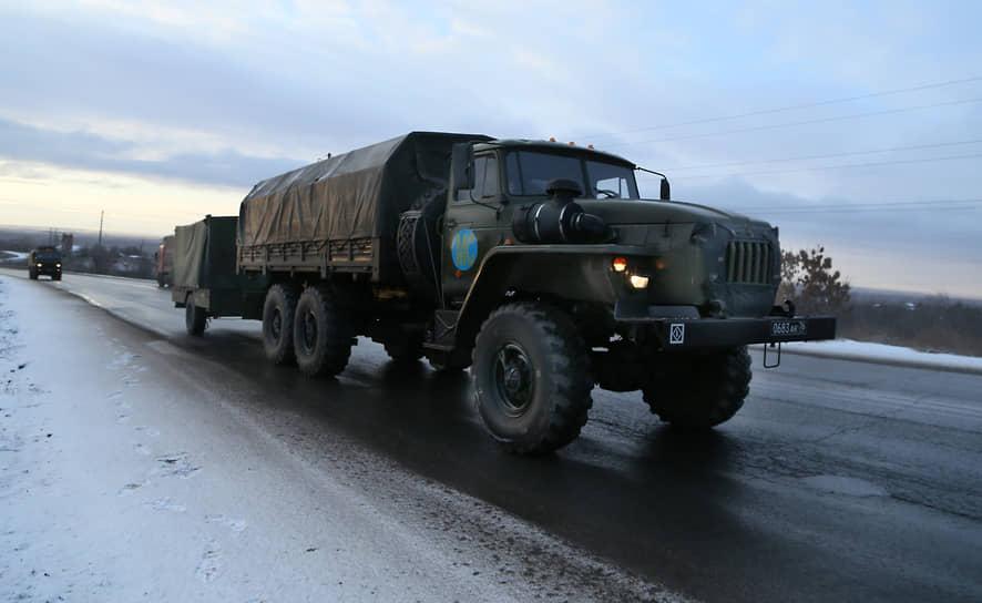 Россия начала миротворческую операцию в Нагорном Карабахе 10 ноября.