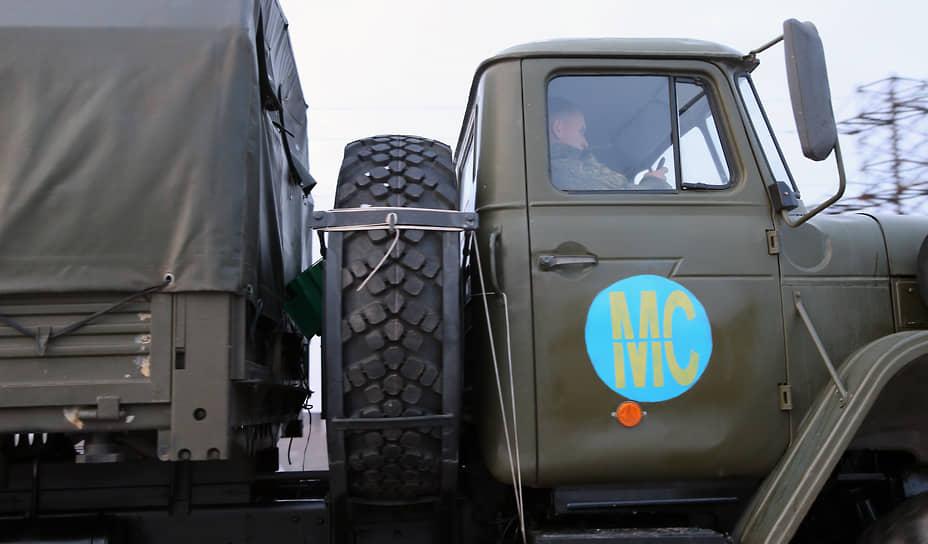 Основу миротворческого контингента в Нагорном Карабахе составят военнослужащие 15-й отдельной мотострелковой Александрийской бригады (дислоцирована в Самарской области)