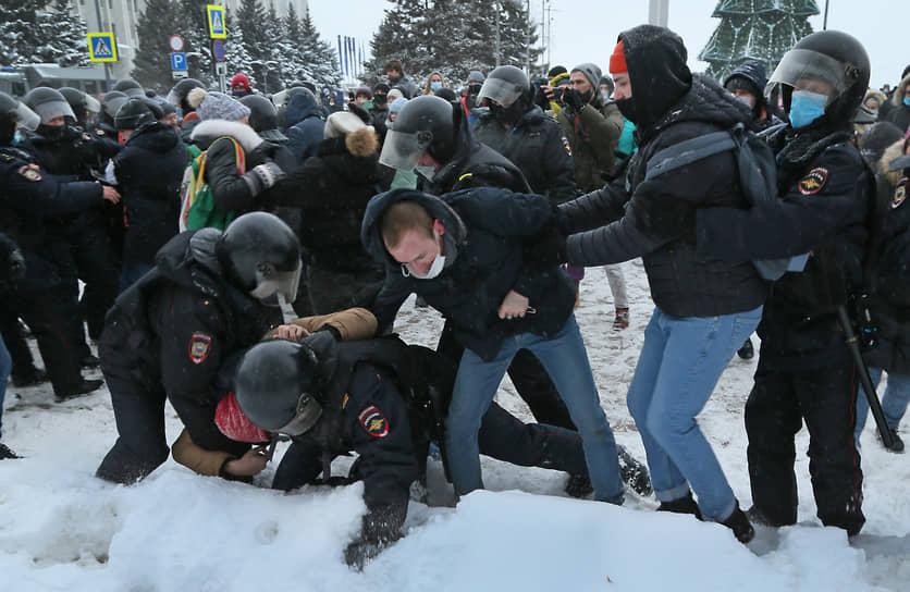 Акция в Самаре стала единственной в регионе. В Тольятти, Сызрани и других городах Самарской области подобные мероприятия никто не организовал.