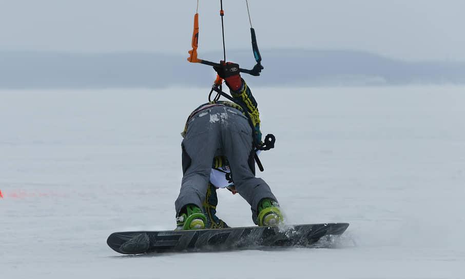 Пожалуй, это один из самых необычных зимних видов спорта