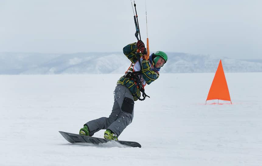 Во время соревнований погода менялась с двадцатиградусных морозов до оттепели с плюсовой температурой