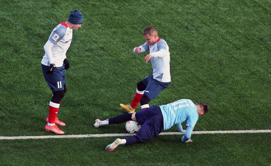 В 2012 году на «Металлурге» состоялся матч за Суперкубок России по футболу