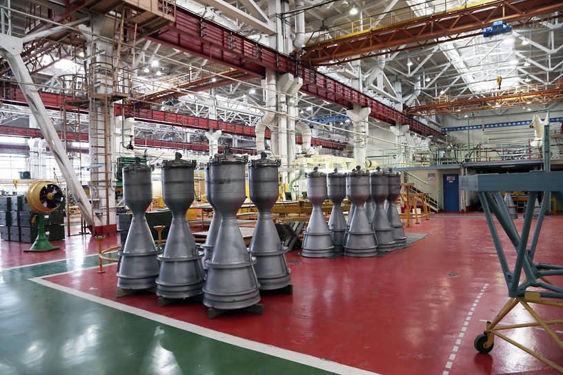 На заводе также выпускают современные газотурбинные установки.