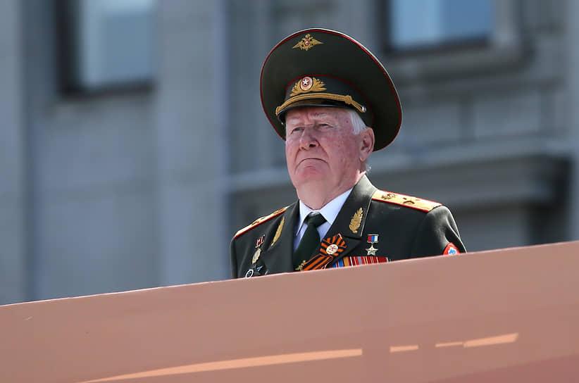 Генерал армии Александр Баранов