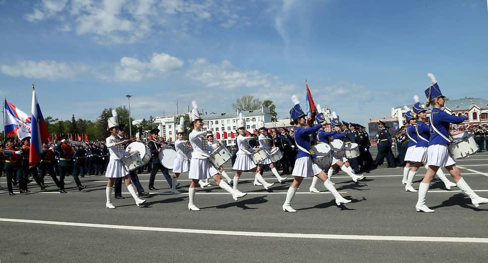 Площадь Куйбышева является одной из крупнейших в Европе