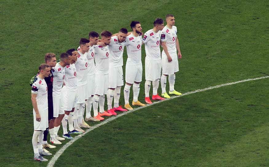 «Крылья Советов» в четвертый раз вышли в финал национального кубка. Самарская команда еще ни разу не побеждала в турнире.