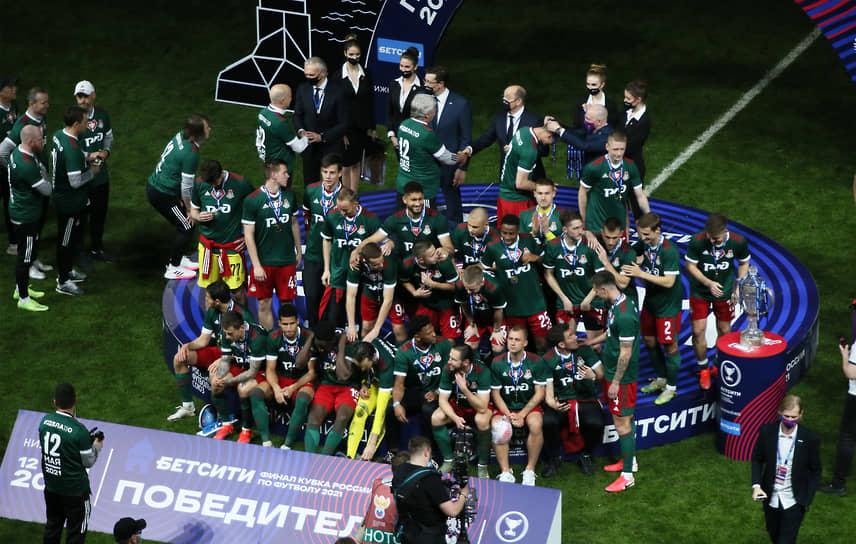 «Локомотив» получил право выступить в Лиге Европы