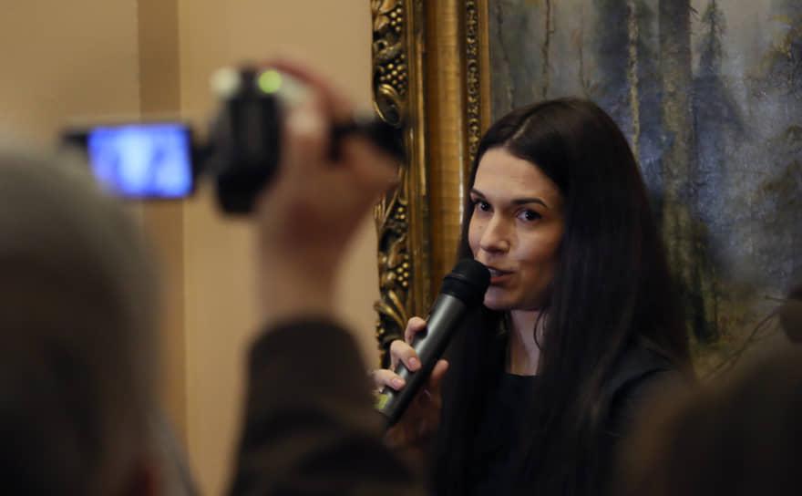 Работы художницы находятся в трех музеях России.