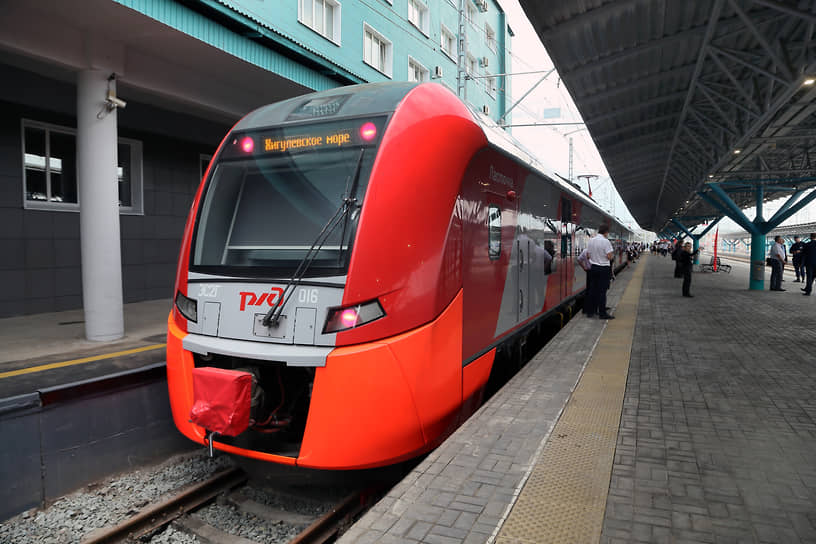 Движение скоростного электропоезда «Ласточка» между Самарой и Тольятти запущено с 12 июня.