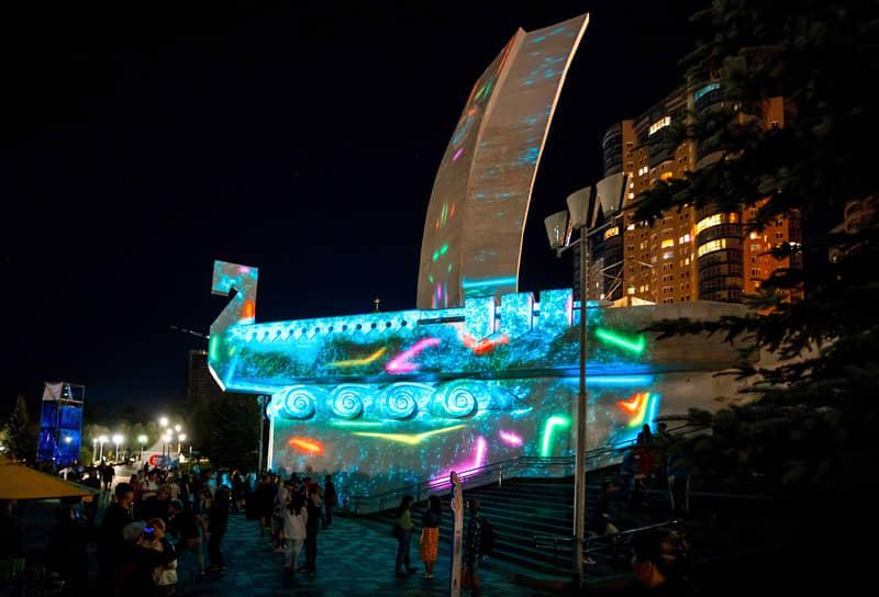В Самаре две недели продолжался фестиваль набережных «ВолгаФест».