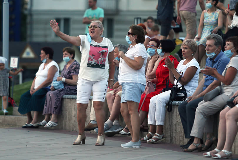 Фестиваль собрал разную аудиторию.