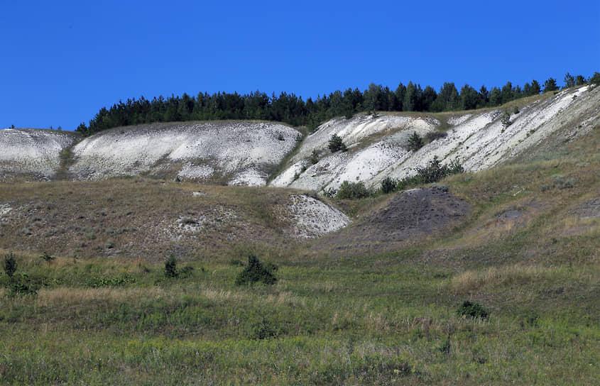 Особо охраняемый геологический объект регионального значения Подвальские террасы расположен в Шигонском районе