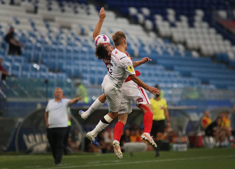 Самарская команда не побеждала «Спартак» с декабря 2016 года
