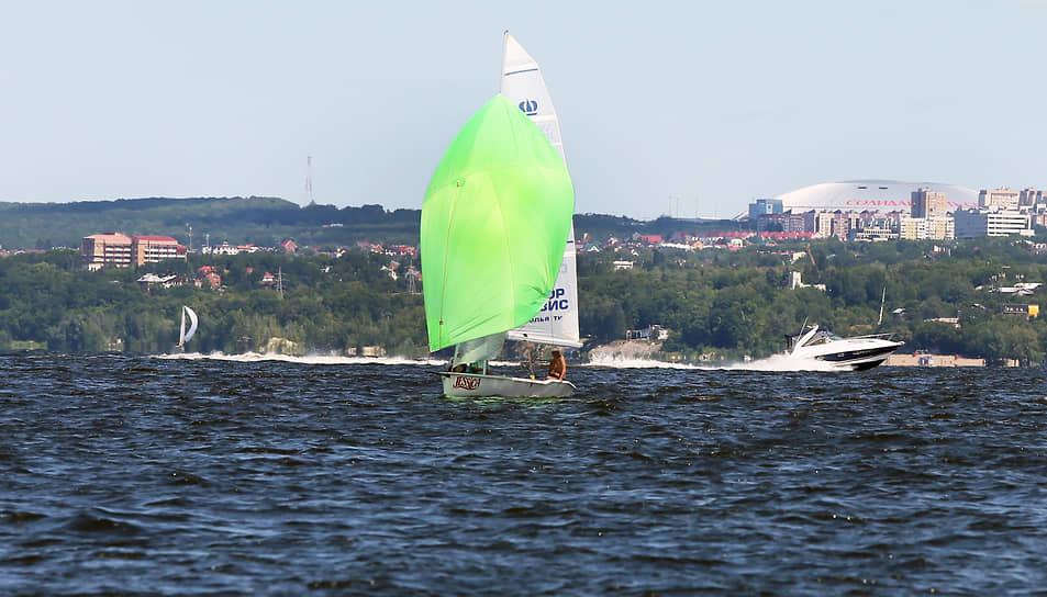 Это одно из крупнейших событий в мире отечественного парусного спорта, объединяющее яхтсменов из различных городов страны.