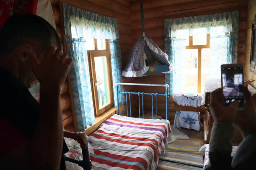 В татарском доме в деталях воссоздан быт тюрского народа.