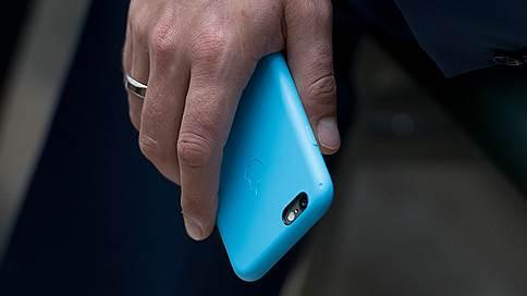 Смартфоны перевели накитайский  / —сектор рынка —