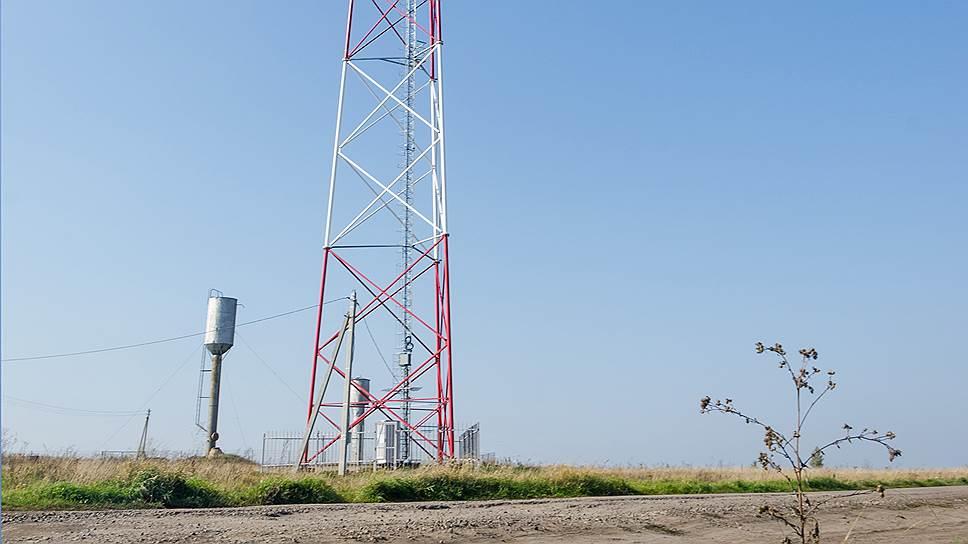Вышки сотовой связи сегодня появляются даже всамых отдаленных уголках Самарской области