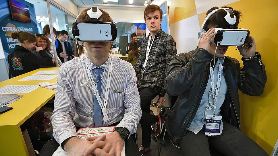 Бизнес все чаще использует технологии виртуальной и дополненной реальности, но пока таких компаний не так много